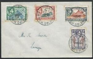 SOLOMON IS 1943 cover LUNGA cds............................................11395