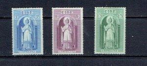 IRELAND - 1961 - ST. PATRICK - SCOTT 179 TO 181 - MNH