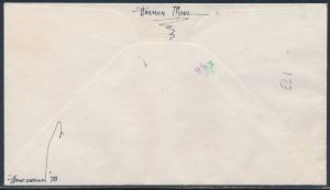 #1764-67 PRESIDENT CARTER RE-ELECT H. MAUL FDC CACHET HAND DRAWN BU182