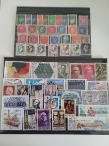 Collection France Stamps 1941/44 used/unused
