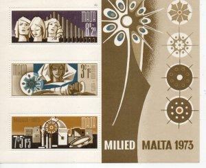 Malta B15a MNH
