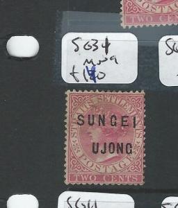 MALAYA SUNGEI UJONG (P0510B) QV 2C  SG 31  MNG
