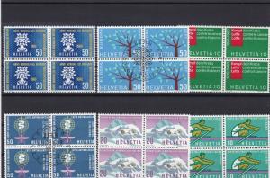 switzerland  stamps ref r10713
