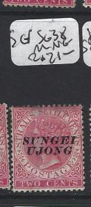 MALAYA SUNGEI UJONG  (PP1905B)  QV 2C  SG 38  MNG