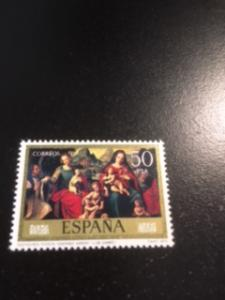 Spain sc 2169 MNH