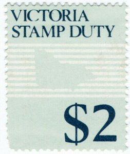 (I.B) Australia - Victoria Revenue : Stamp Duty $2