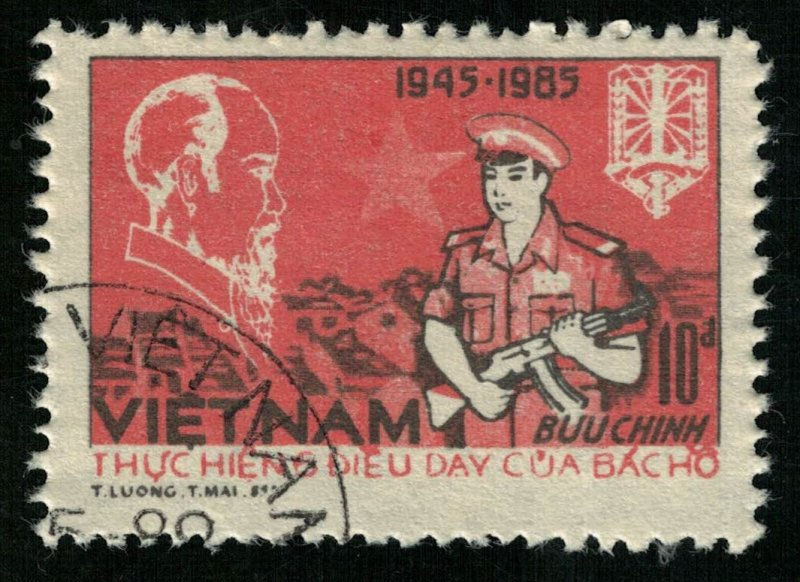 Vietnam 10d (T-5304)