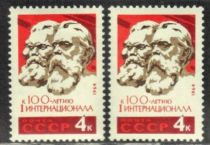 RUSSIA  SC# 2931 **MNH** 1964  4k  SEE SCAN