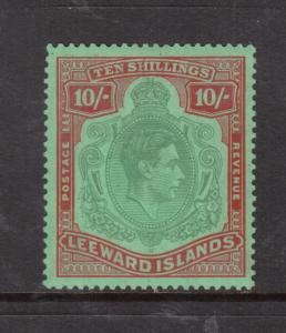 Leeward Islands #114c Mint Very Fine Original Gum Hinged