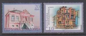 Macedonia 267-268 MNH VF