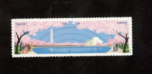 4651-52 Cherry Blossom Pair Mint/nh FREE SHIPPING