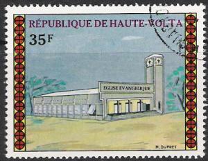 Upper Volta #307 Houses of Worship CTO