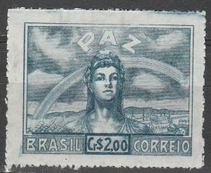 Brazil #631 F-VF Unused  (S9762)