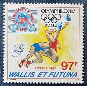 Wallis and Futuna Islands 353 MNH (SCV $3.00)
