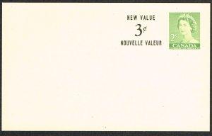 Canada Unitrade Postal Card UX95