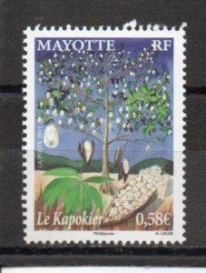 Mayotte 274 MNH
