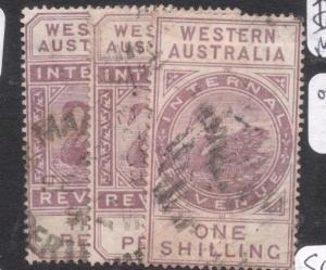 Western Australia SG F13-5 VFU (8djz)