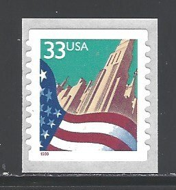 United States Sc # 3282 mint never hinged (RC)