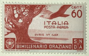 AlexStamps ITALY #C86 VF Used