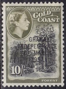Ghana 13 Forest 1957