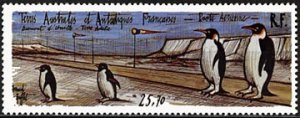 Scott #C123 Penguins MNH