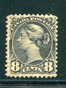 Canada #44    Mint F-VF  -   Lakeshore Philatelics