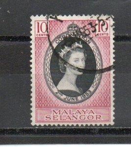 Malaya - Selangor 101 used