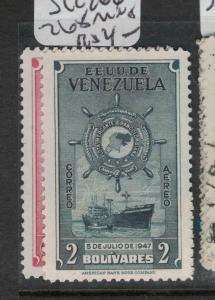 Venezuela SC C266, C268 MNH (6dwj)