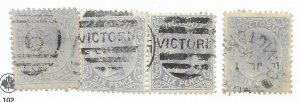 Victoria #151a Used - Stamp - CAT VALUE $4.75 PICK ONE