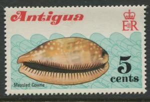 Antigua - Scott - 289 - General Issue -1972 - MNH - Single 5c Stamp