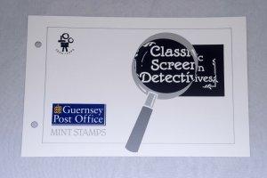 GUERNSEY #576-580 Presentation Pack Souvenir Folder Stamps Postage 1996 Mint NH