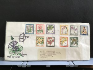 Niue 1969 First Day Cover multi stamp cover R31330