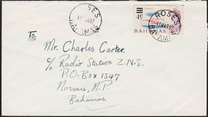 BAHAMAS 1967 local cover ROSES cds..........................................6573