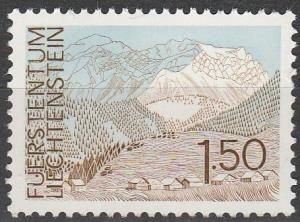 Liechtenstein #525 MNH F-VF (SU3346)