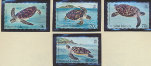 Pitcairn Islands Stamps Scott #266 To 269, Mint Lightly Hinged - Free U.S. Sh...