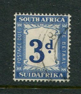 South Africa #J25 Used