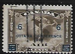 CANADA, C4, U, 1932