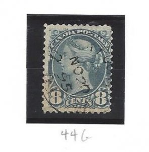Canada 42 43 44 44a and 44b 44c Used Very Nice