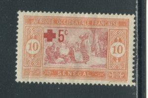 Senegal B1  MHR cgs