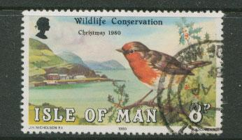 Isle of Man SG 182 VFU