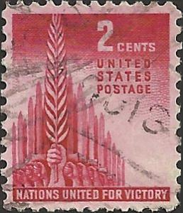 # 907 USED ALLIED NATIONS
