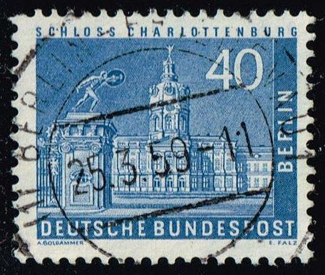 Germany #9N131 Charlottenburg Castle; Used (7.00)