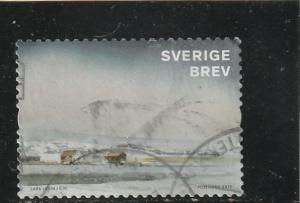 Sweden  Scott#  2805a  Used