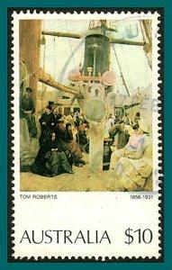 Australia 1977 Paintings, used  #579,SG567a