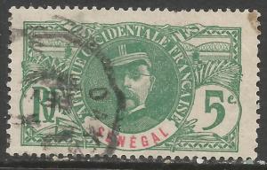 SENEGAL 60 VFU Z1-49-2