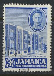 Jamaica SG 136 perf 12«    Used  SC# 131     see details