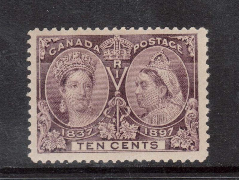 Canada #57i XF Mint **With Certificate**