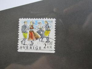 Sweden #1687 used