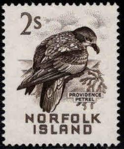 Norfolk Island Scott 37 MNH** Petrel bird stamp