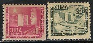 CUBA C90-91 MOG TONING Z4677